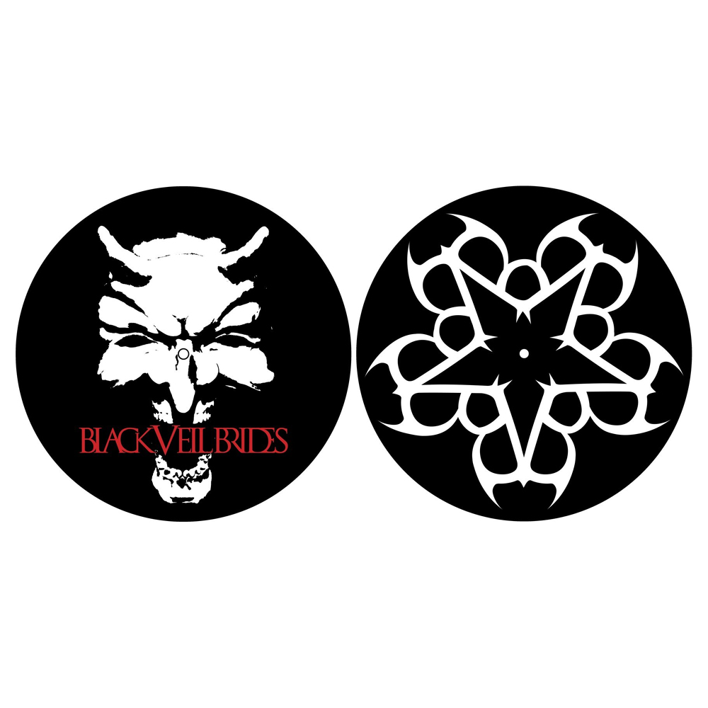 Black Veil Brides - Devil Slipmat Set