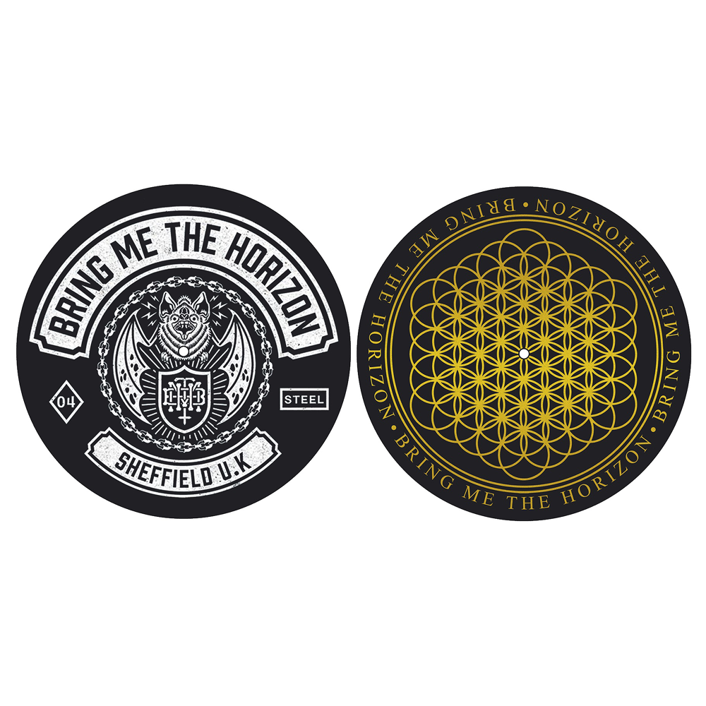 Bring Me the Horizon - Sheffield - Slipmat Set