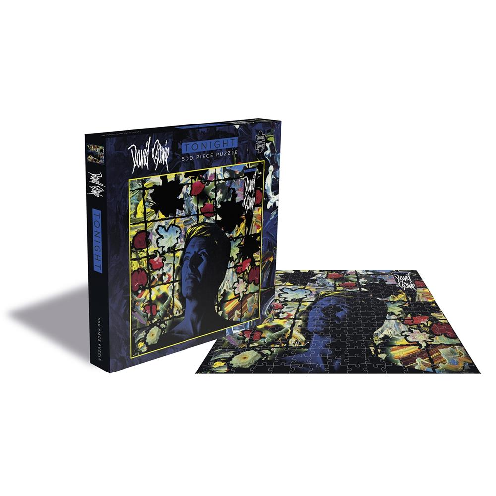 David Bowie - Tonight (500 Piece Puzzle)