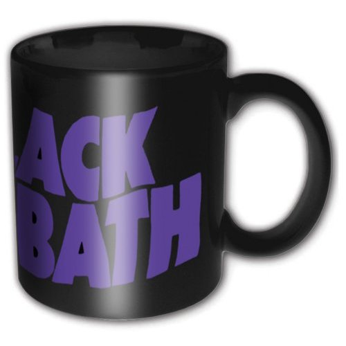 Black Sabbath - Wavy Logo (Black)