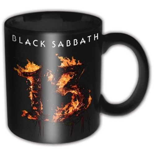 Black Sabbath - Flame 13 (Black)