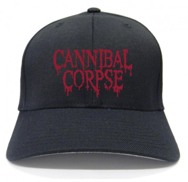 Cannibal Corpse - Blood Logo (Black)
