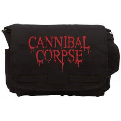 Cannibal Corpse - Logo (Black)