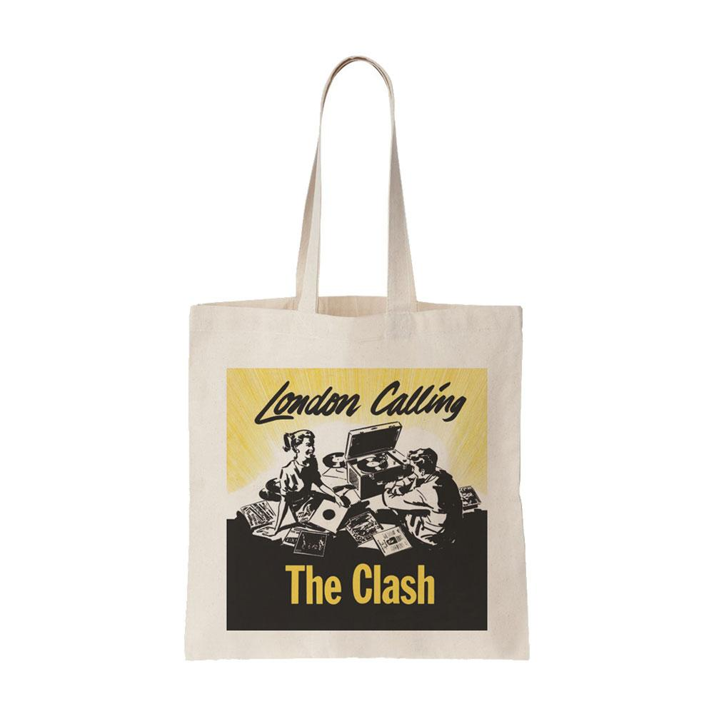 The Clash - The Clash London Calling Tote Bag