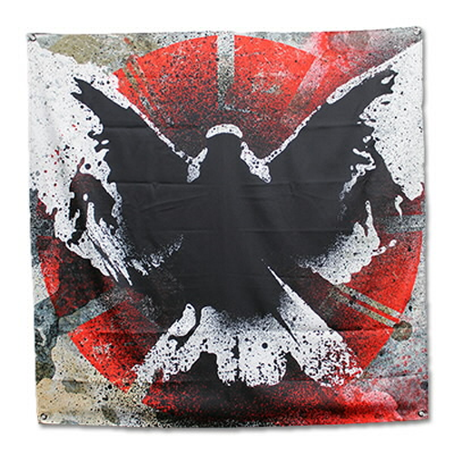 Converge - No Heroes (USA Import Flag)