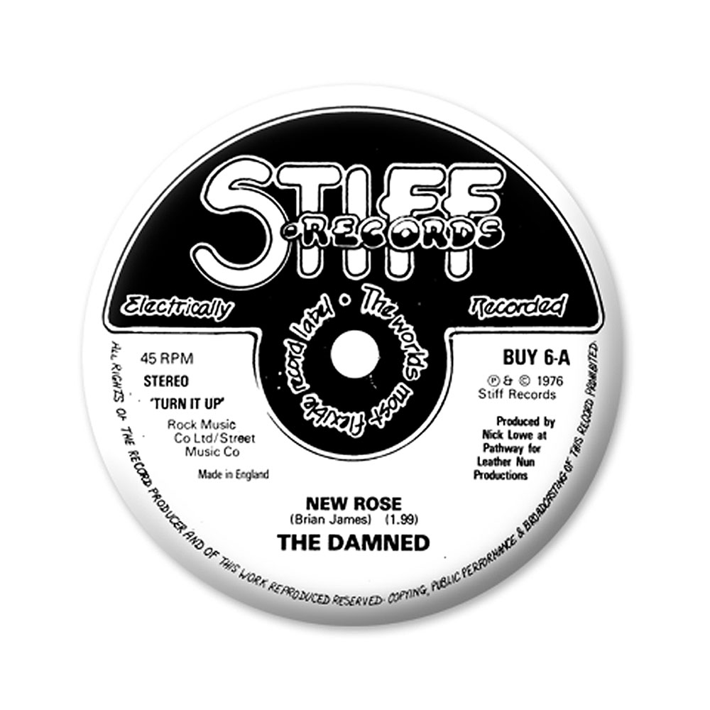 The Damned - New Rose 40th Anniversary