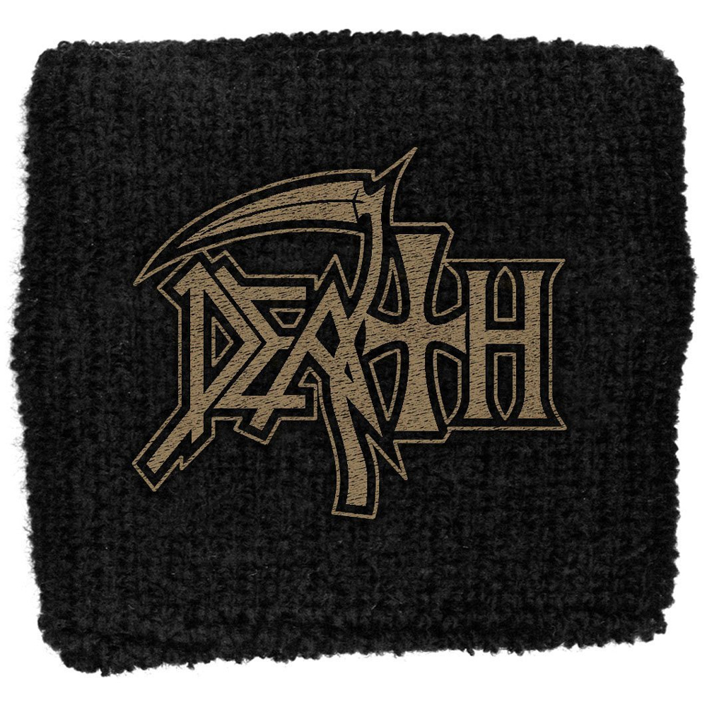 Death - Logo Wristband