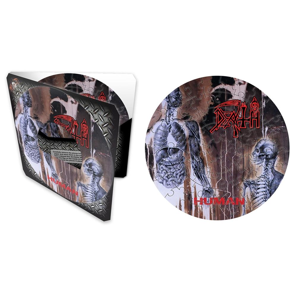"Death - Human (7"" 72 Piece Jigsaw Puzzle)"