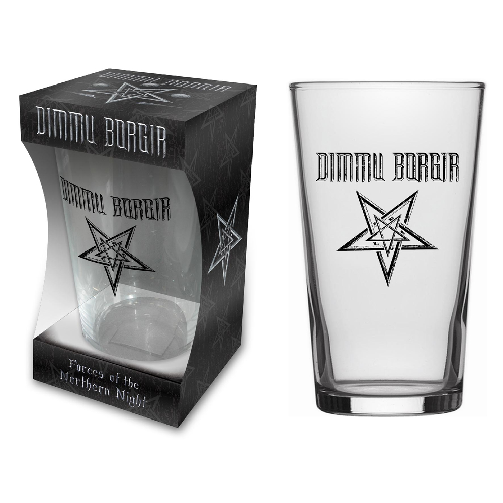 Dimmu Borgir - Forces Of The Northern Night (Beer Glass)