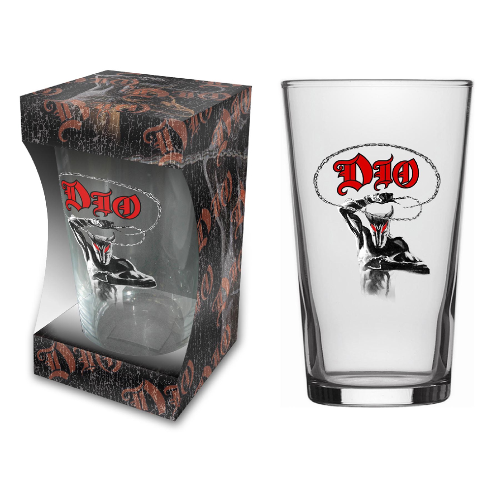 Dio - Murray (Beer Glass)