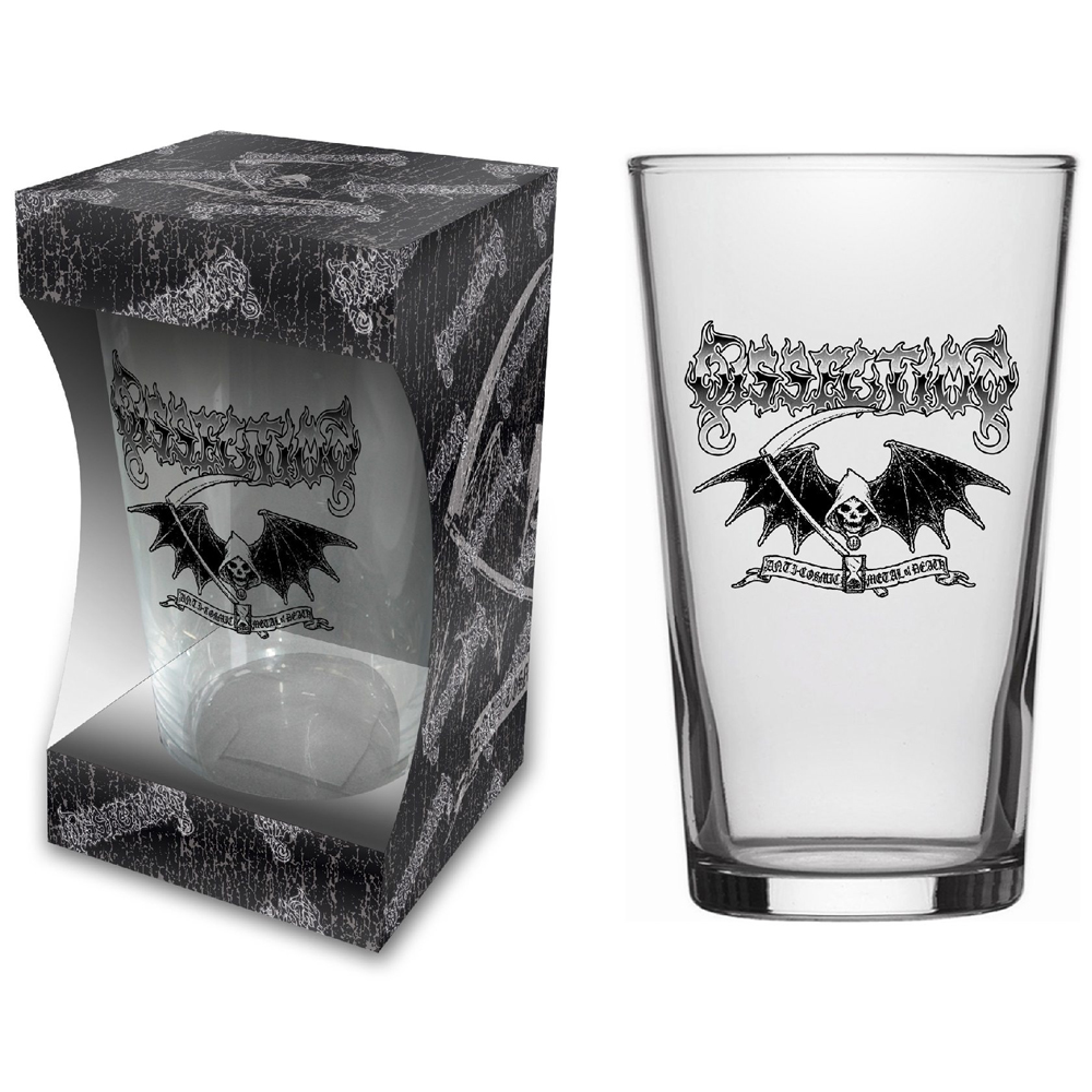Dissection - Reaper (Beer Glass)
