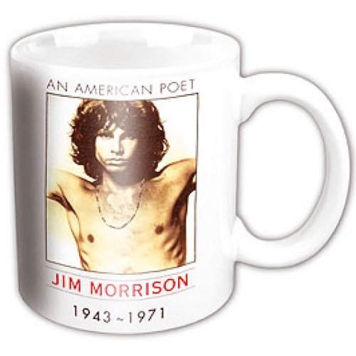 The Doors - American Poet (White)