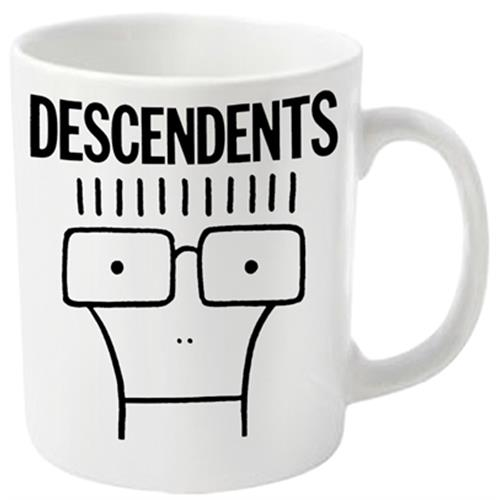 Descendents - Milo (White)
