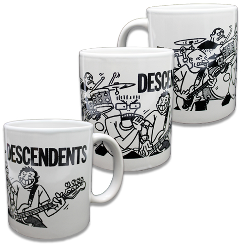 Descendents - Live Cartoon (USA Import Mug)