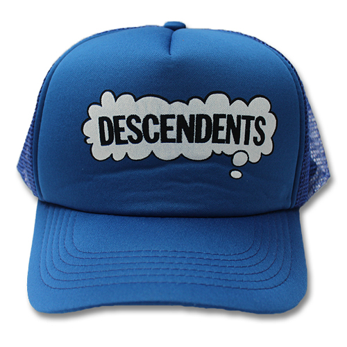 Descendents - Thought Bubble Mesh Trucker