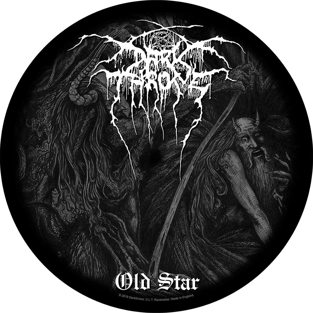 Darkthrone - Old Star Backpatch