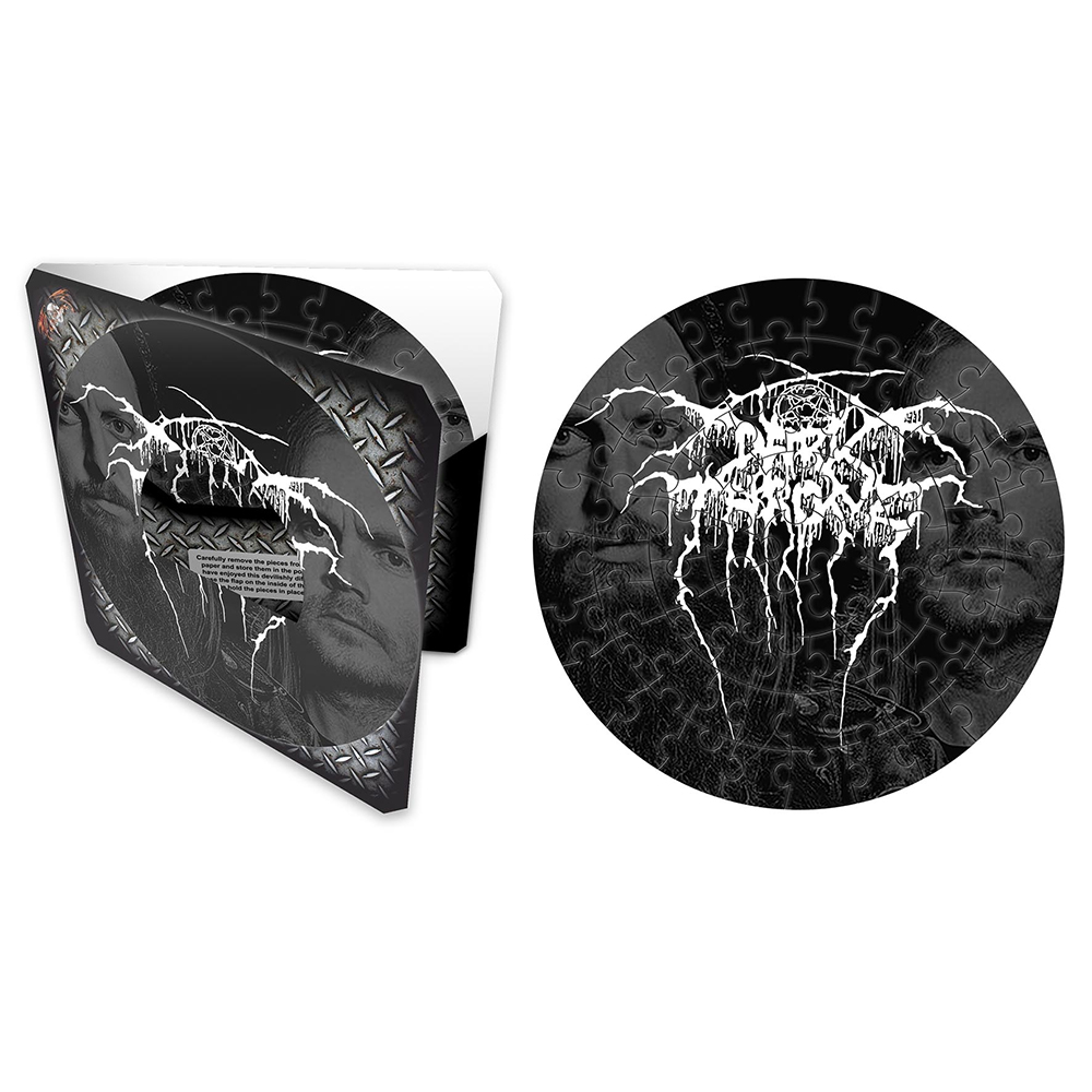 Darkthrone - Logo (72 Piece Jigsaw Puzzle)
