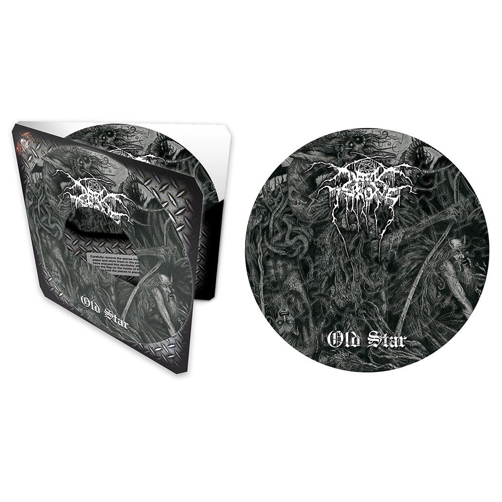 Darkthrone - Old Star (72 Piece Jigsaw Puzzle)
