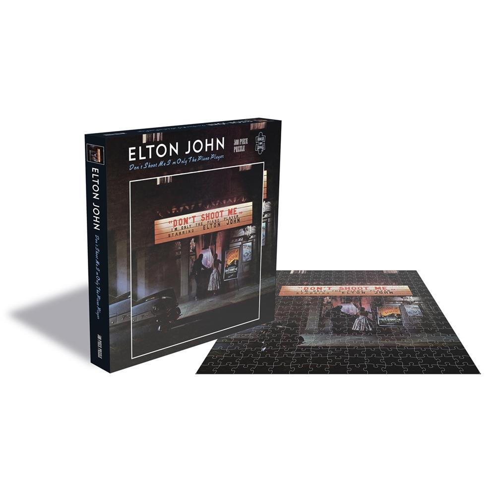 Elton John - Don't Shoot Me I'm Only The Piano Player (500 Piece Puzzle)