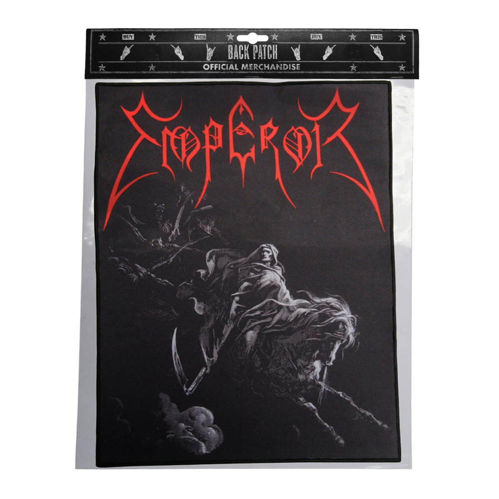 Emperor - Rider (Backpatch)