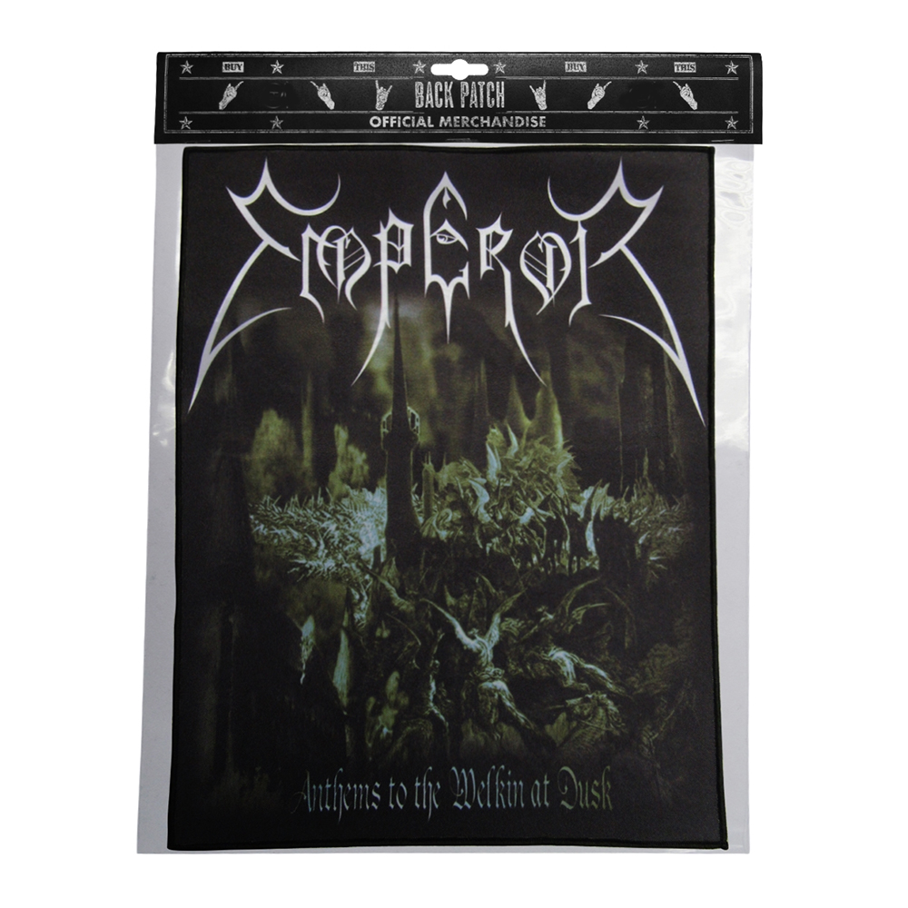 Emperor - Anthems (Backpatch)