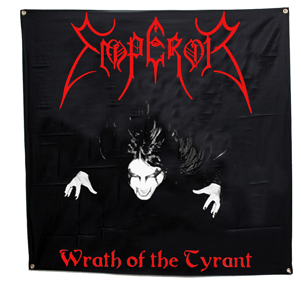 Emperor - Wrath  (USA Import Cloth Flag)