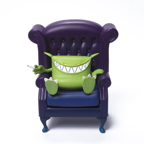 Feed Me - Kind Feedy Throne / Vinyl Toy