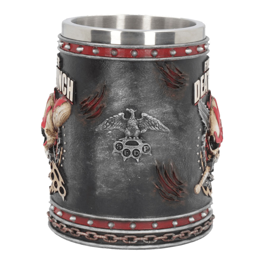 Five Finger Death Punch - FFDP Skull Tankard