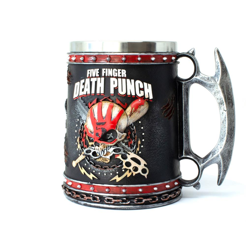 Five Finger Death Punch - Handcrafted Tankard