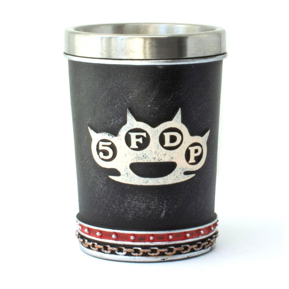 Five Finger Death Punch - Handcrafted Shot Glass