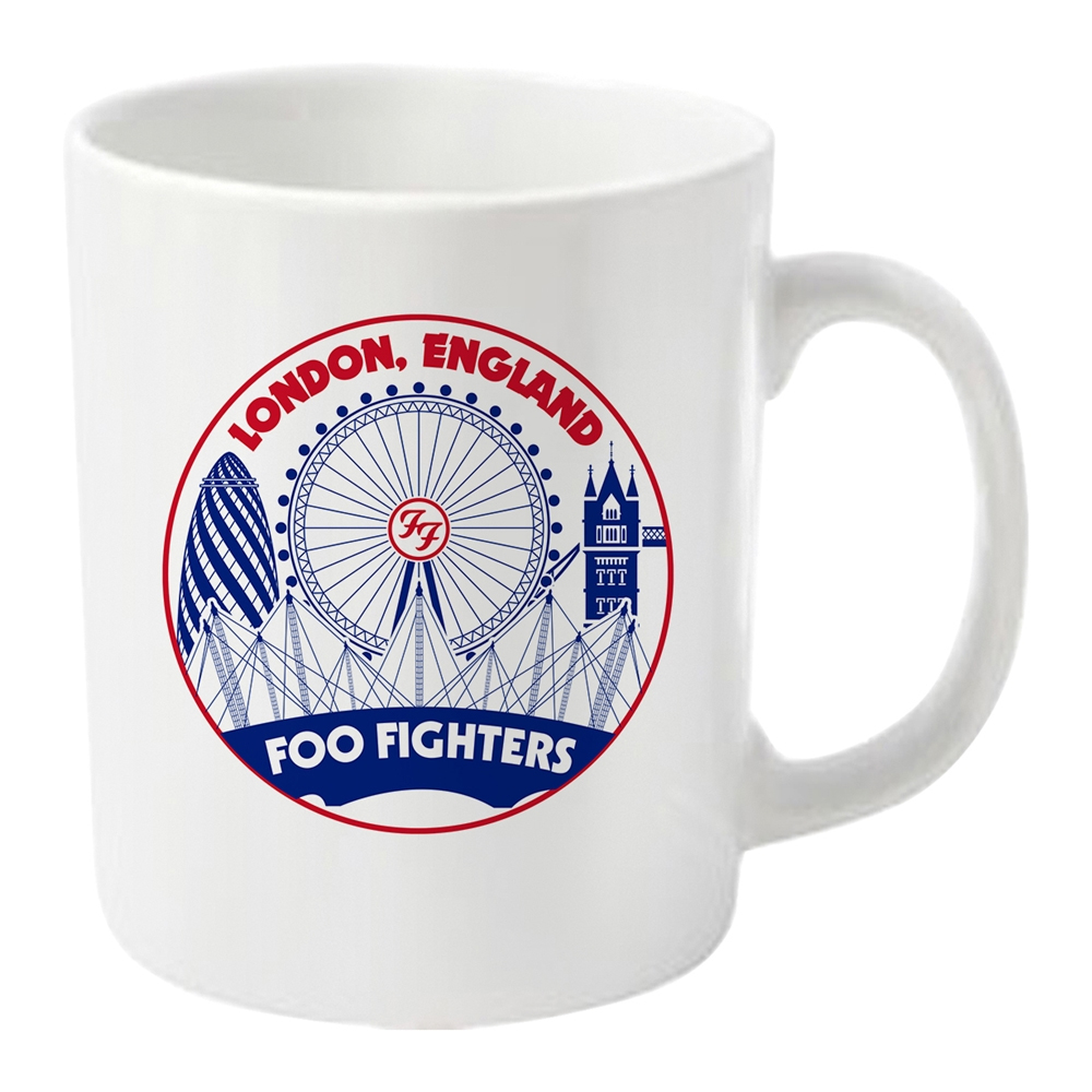 Foo Fighters - Skyline (Ltd Edition Mug)