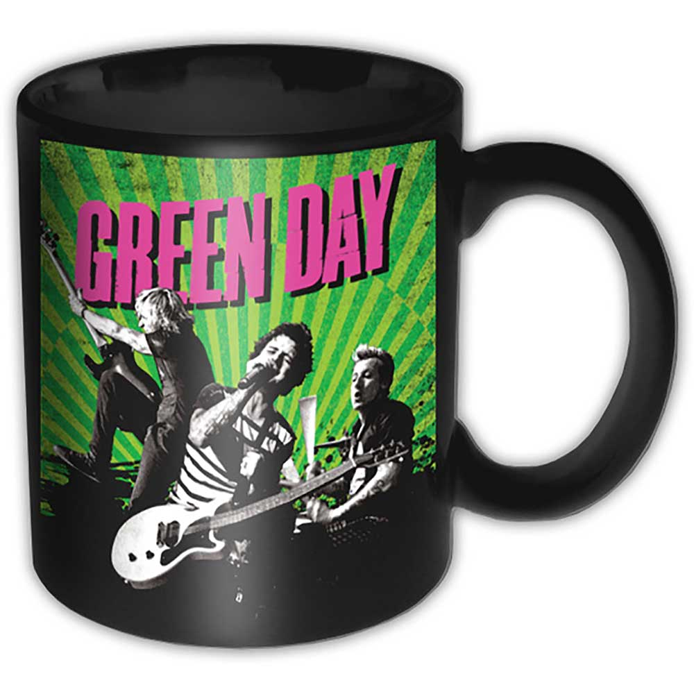 Green Day - Tour (Boxed Standard Mug)