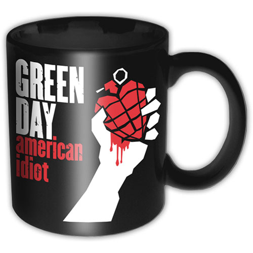 Green Day - American Idiot (Boxed Giant Mug)