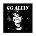 G.G. Allin : USA Import Patch