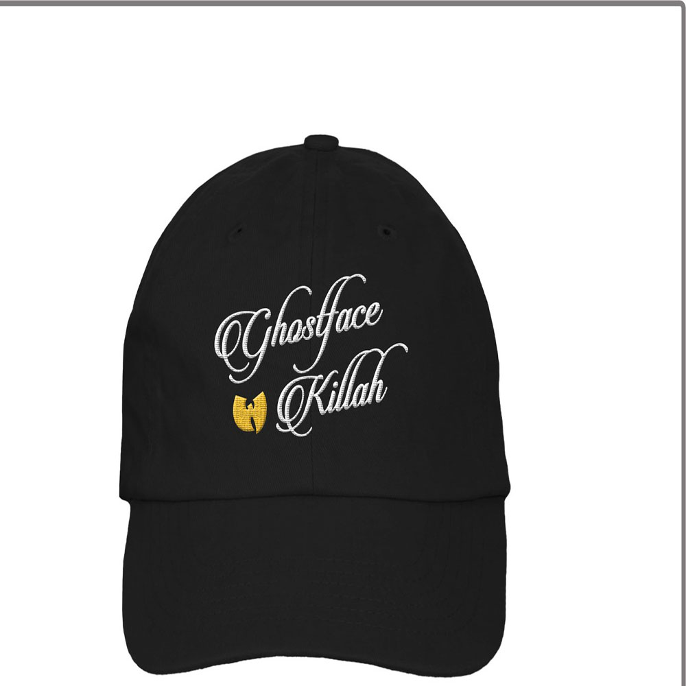 Ghostface Killah - Logo (Black)