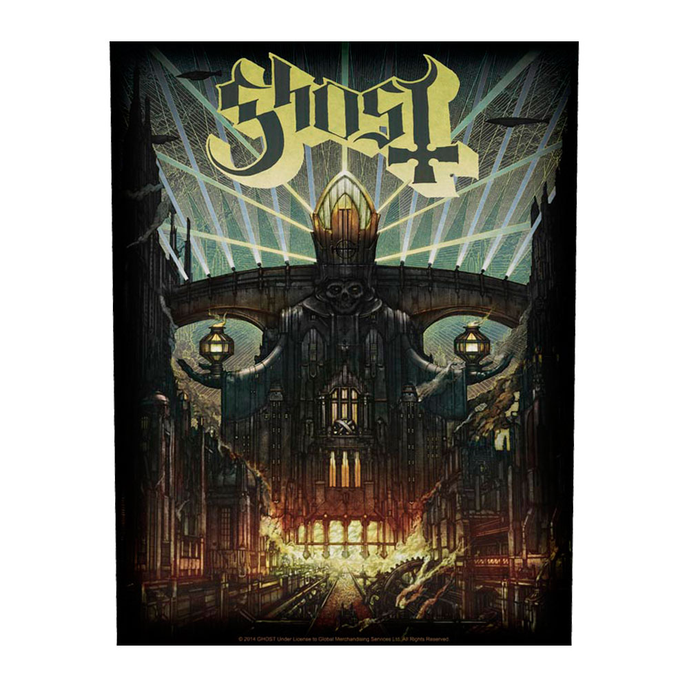 Ghost - Meliora Back Patch
