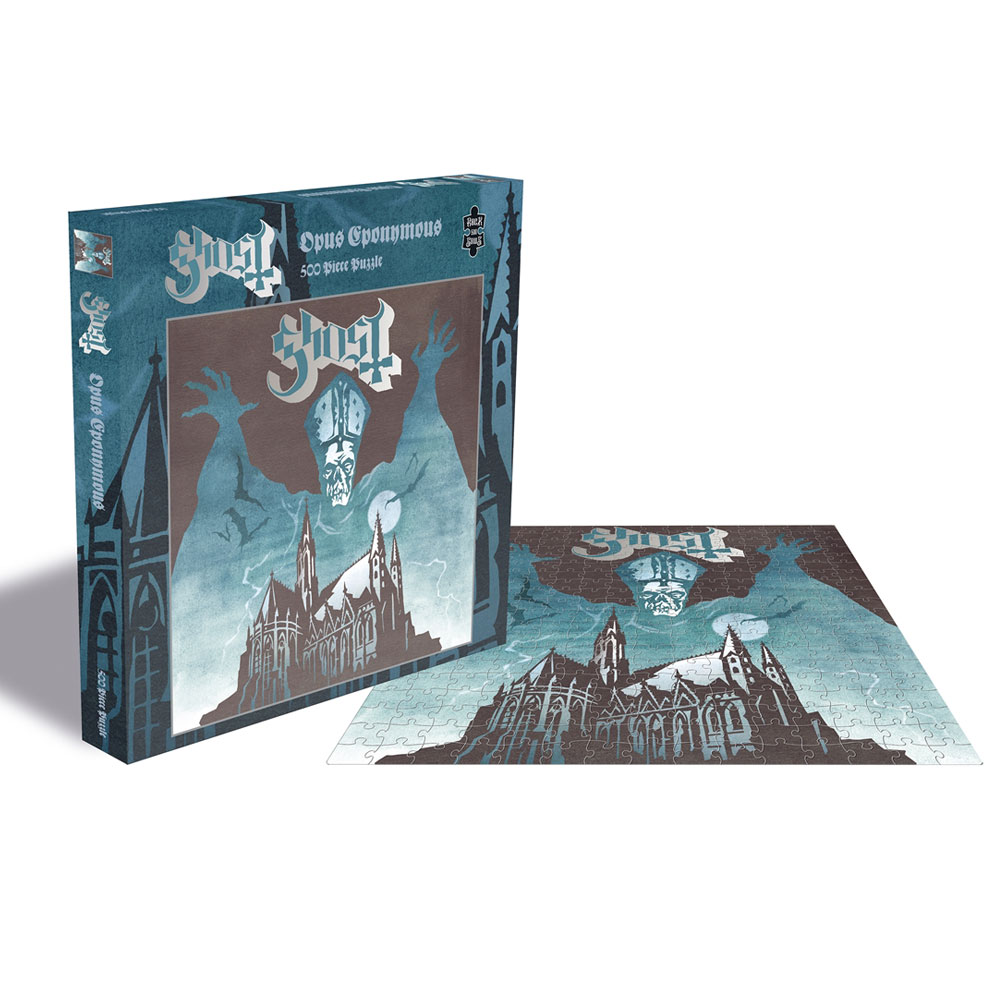 Ghost - Opus Eponymous (500 Piece Jigsaw Puzzle)