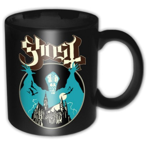Ghost - Opus (Black)