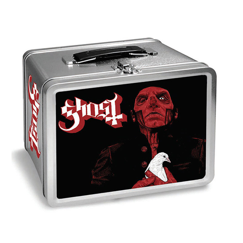 Ghost - Ghost Metal Lunchbox