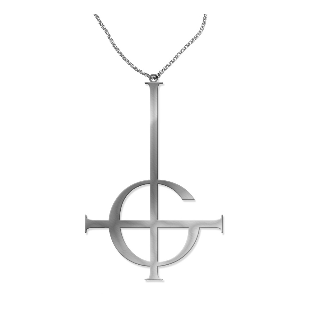 Ghost - Imperator Grucifix Necklace