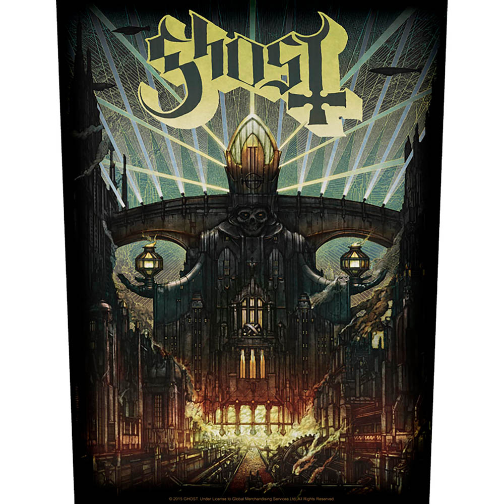 Ghost - Meliora (Back Patch)