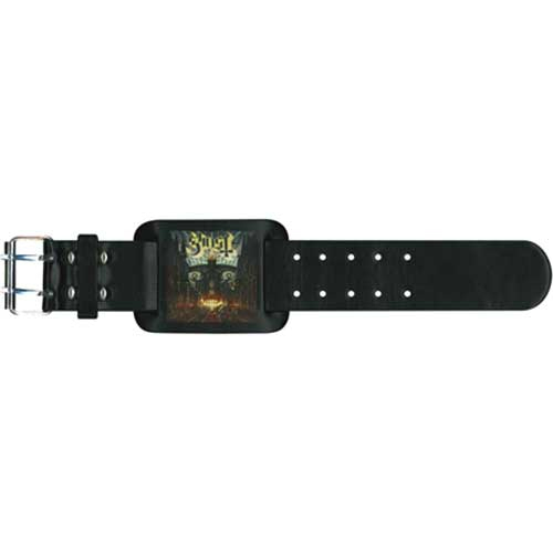 Ghost - Meliora (Leather Wrist Strap)