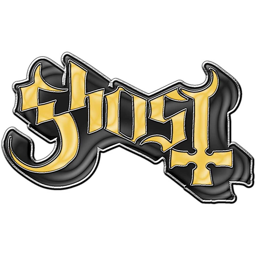 Ghost - Logo (Pin Badge)