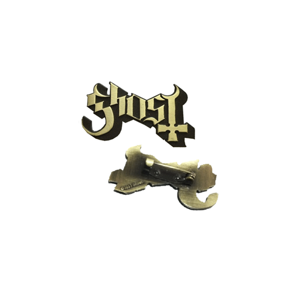 Ghost - Ghost Logo Pin Badge
