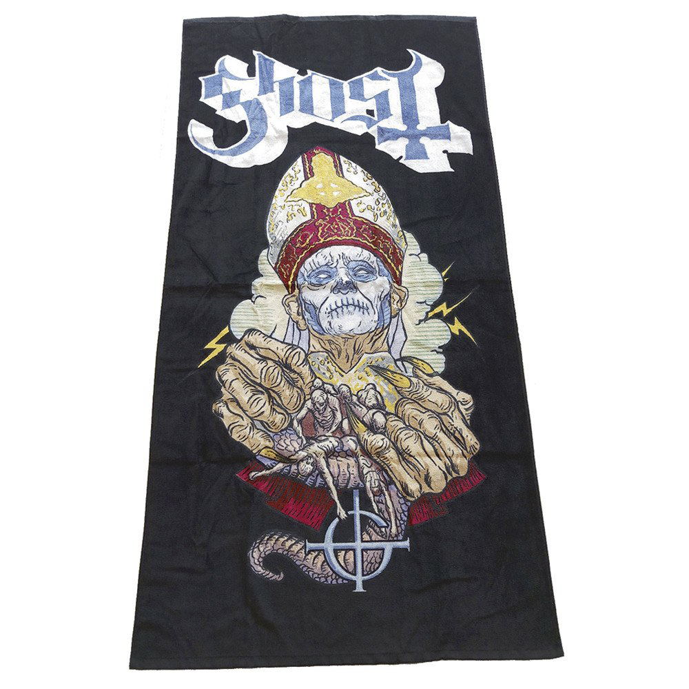 Ghost - Papa Strandtuch (Beachtowel)