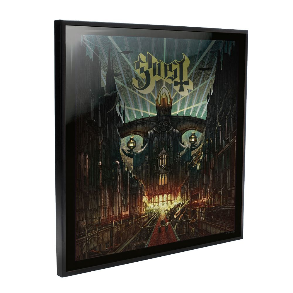 Ghost - Meliora Album Cover (Crystal Clear Wall Art)