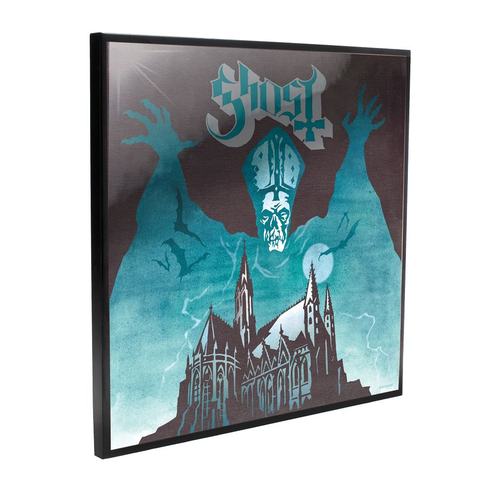 Ghost - Eponymous Album Cover (Crystal Clear Wall Art)