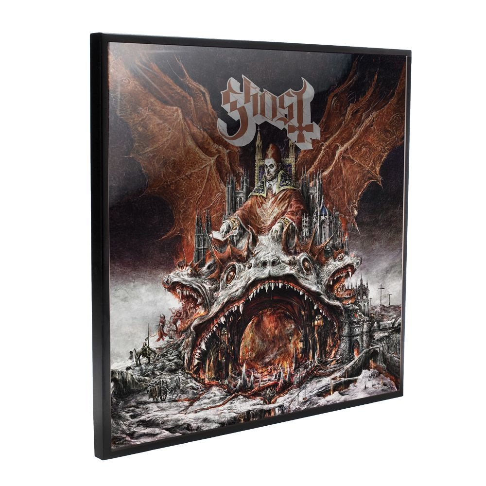 Ghost - Prequelle Album Cover (Crystal Clear Wall Art)