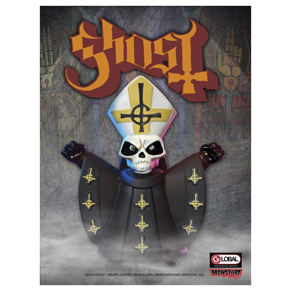 Ghost - Ghost Papa Emeritus II Mini Statue