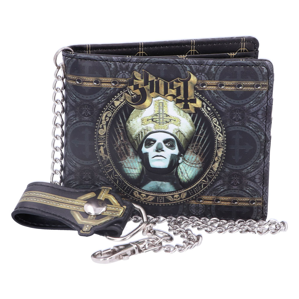 Ghost - Gold Meliora Wallet